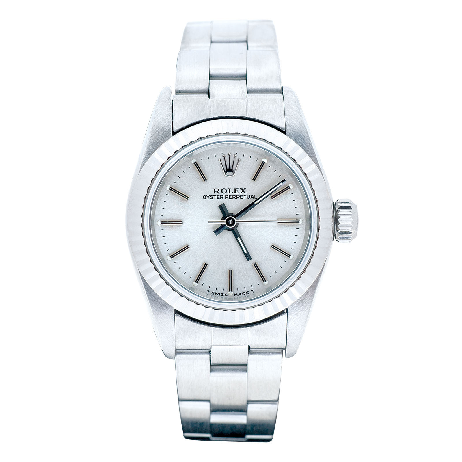 Pre-Owned Women's Rolex Oyster Perpetual Non Date