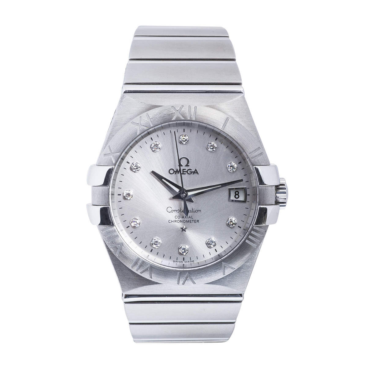 Pre-Owned Man's Omega Constellation Co-Axial