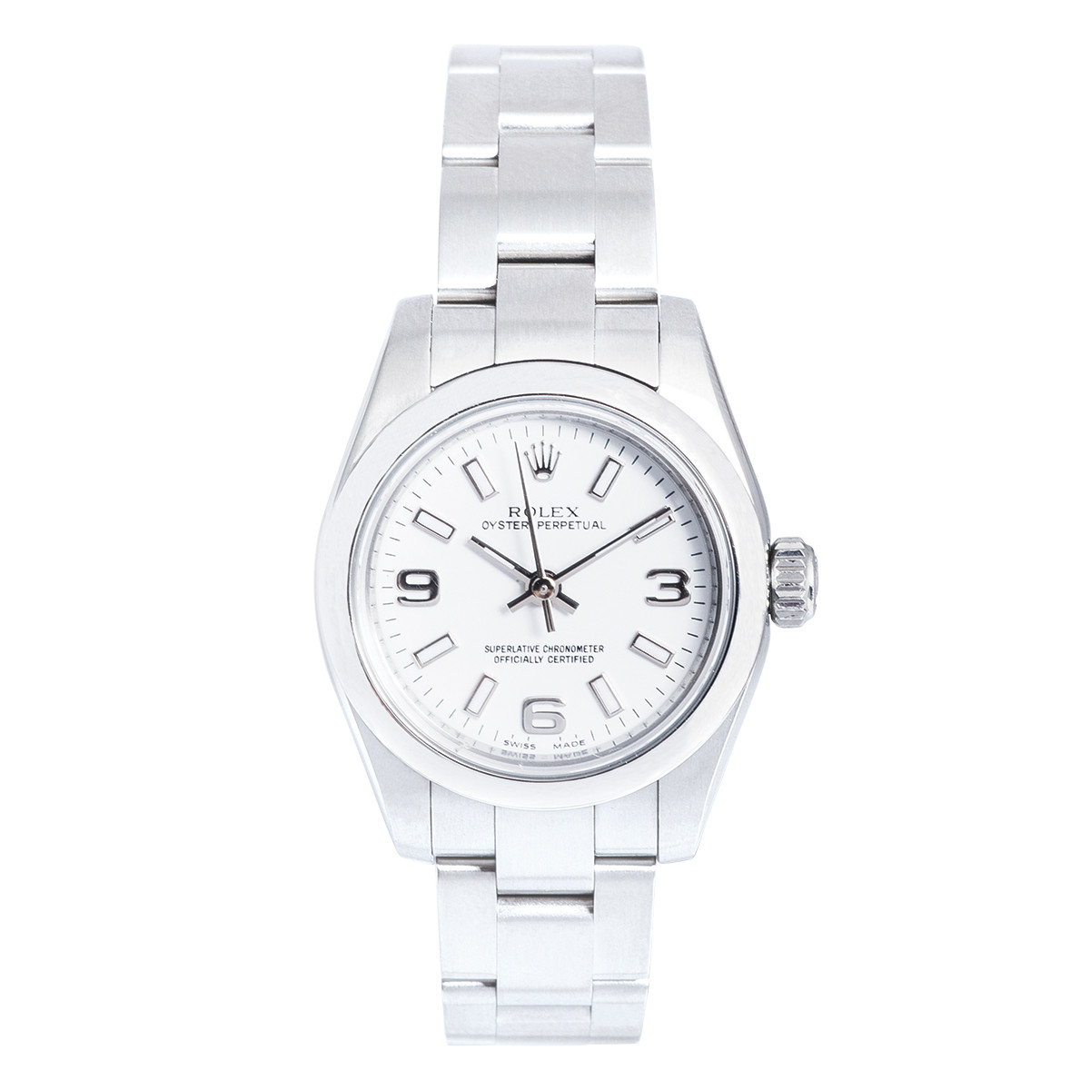 Pre-Owned Women's Rolex Oyster Perpetual Non-Date