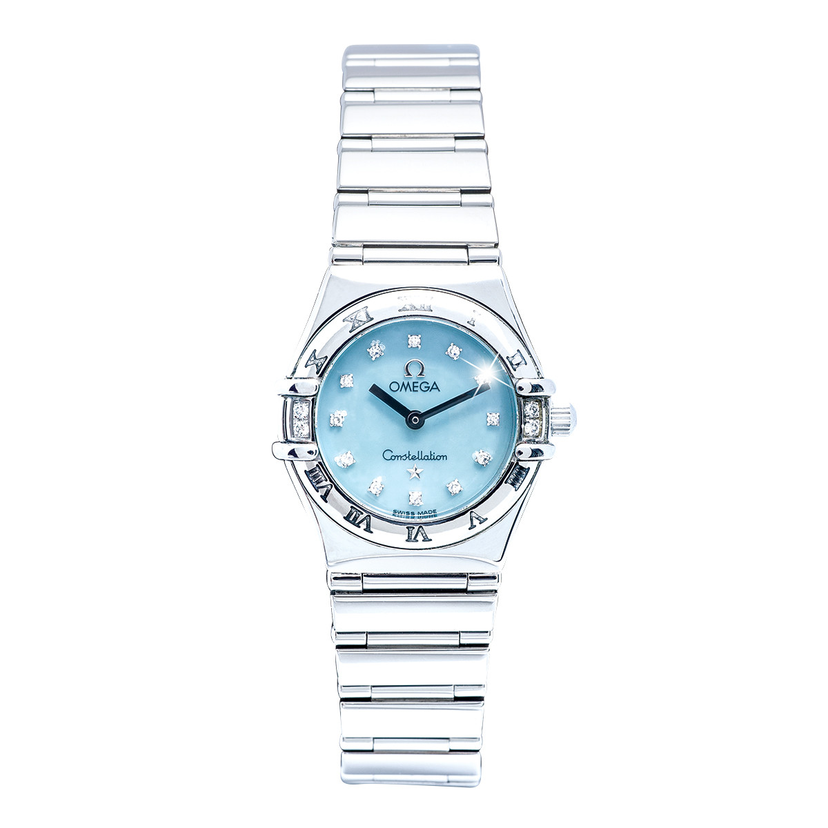 Pre-Owned Women's Omega Constellation Mini My Choice