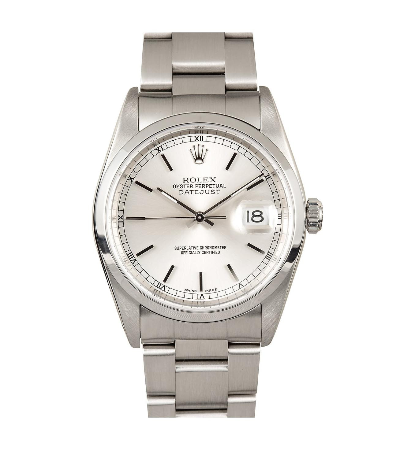 Pre-Owned Men's Rolex Datejust