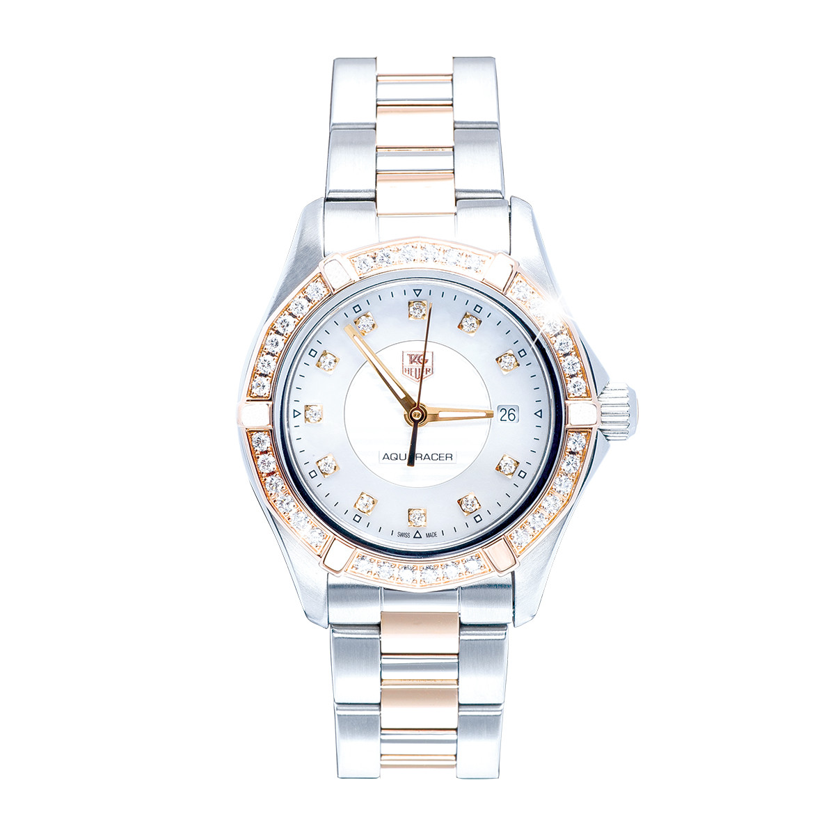 Pre-Owned Women's Tag Heuer Aquaracer