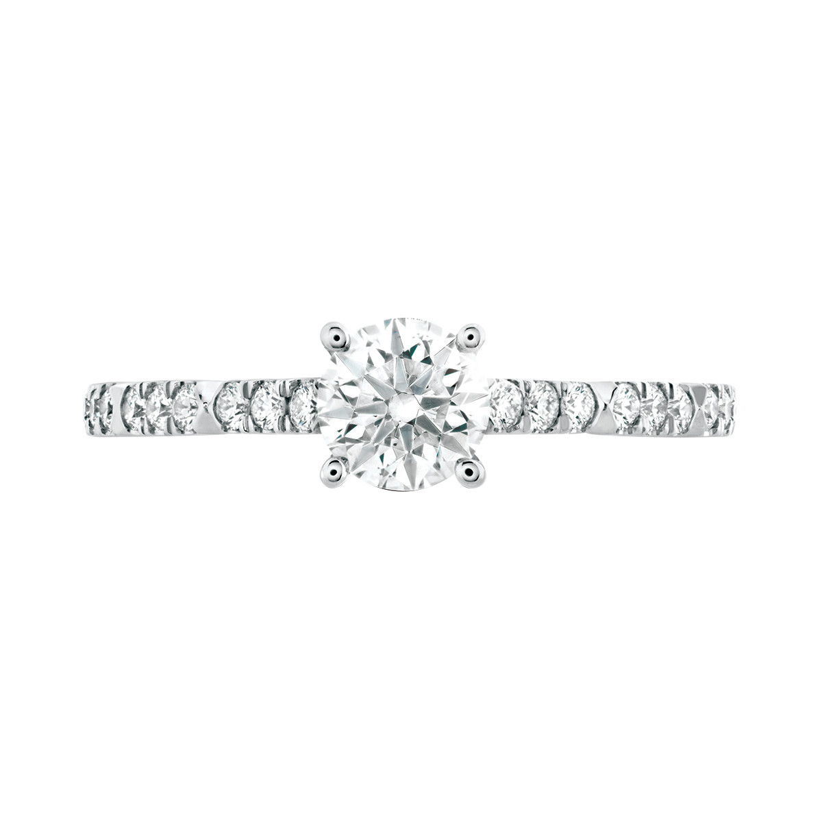 New Hearts On Fire® 1.26 CTW Diamond Cali Chic Engagement Ring