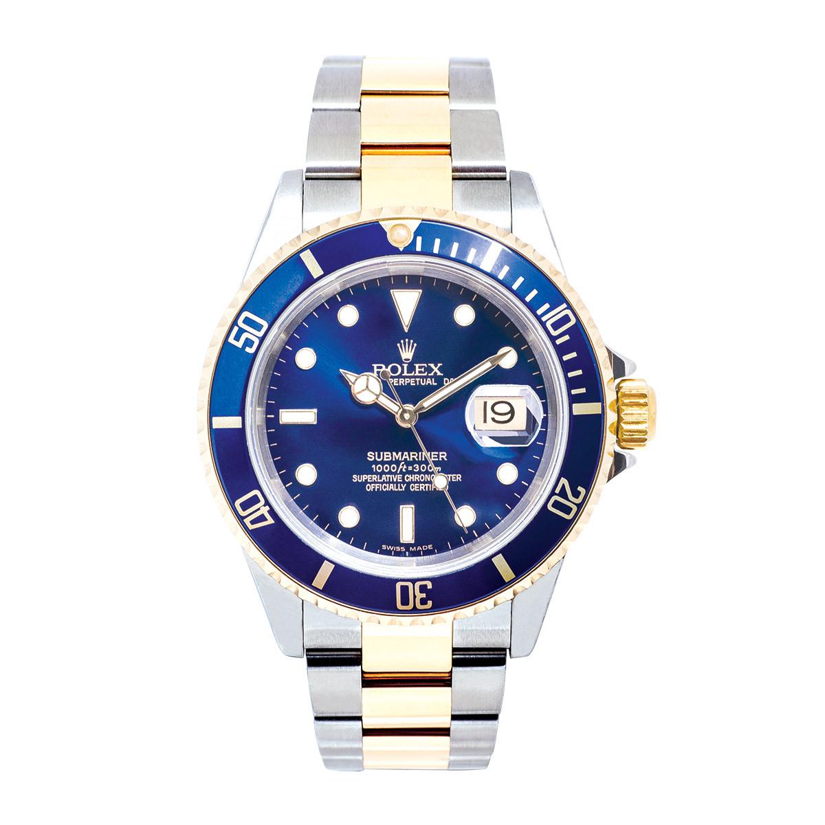 Pre-Owned Men's Rolex Submariner