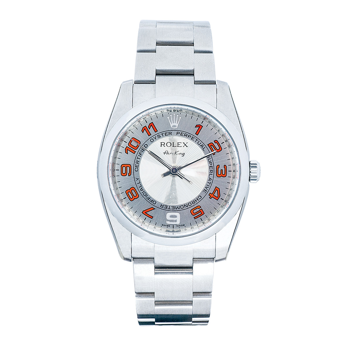 Pre-Owned Men's Rolex Air-King