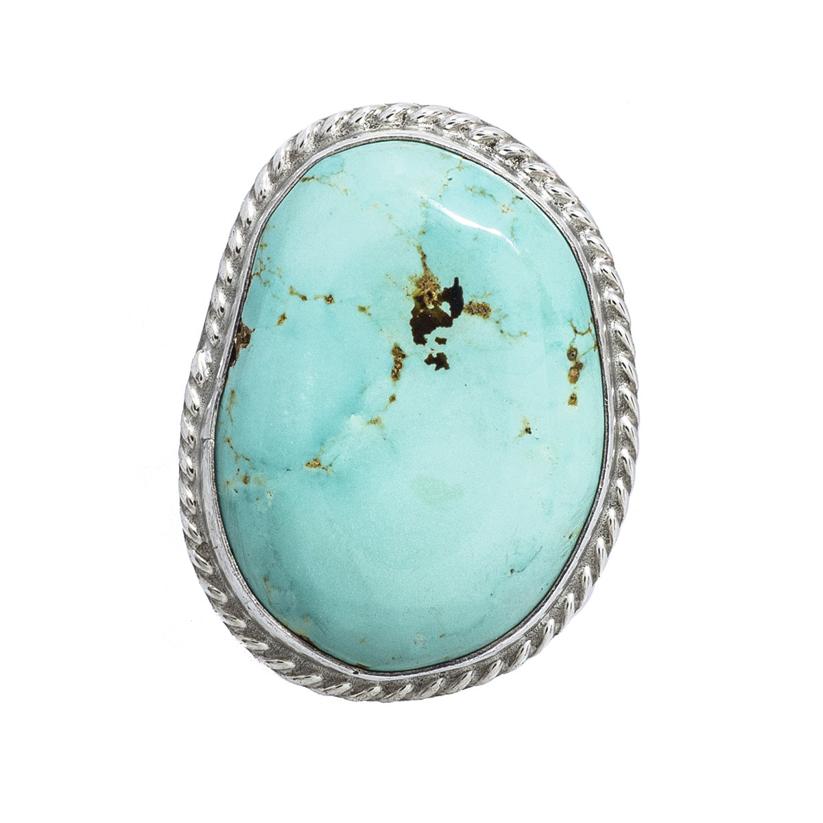 Vintage Native American Turquoise Ring