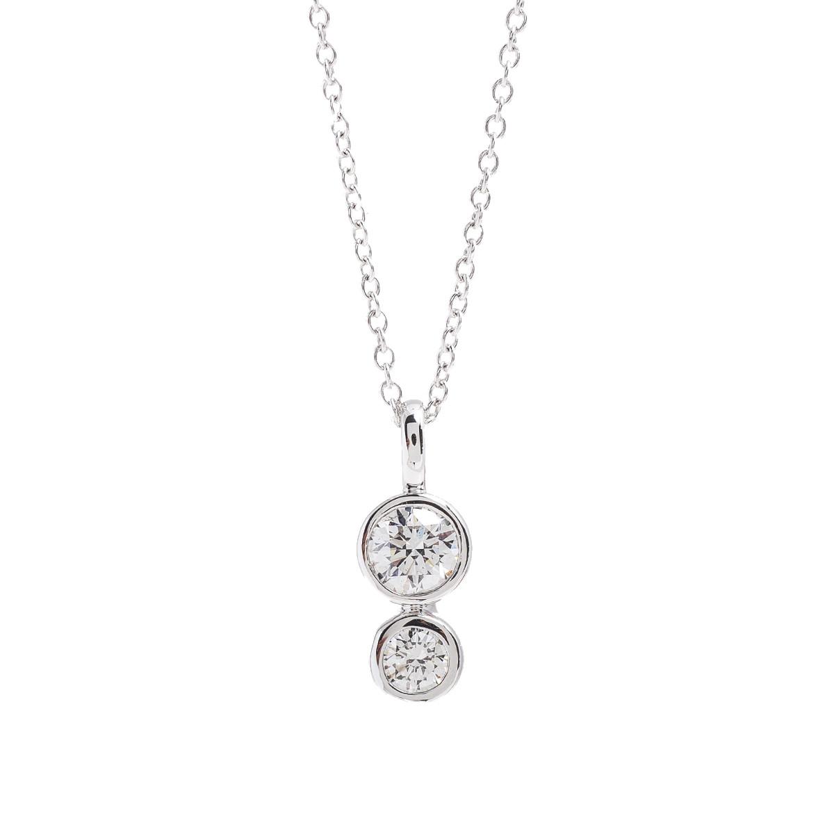 New Mémoire 0.65 CTW Diamond Necklace