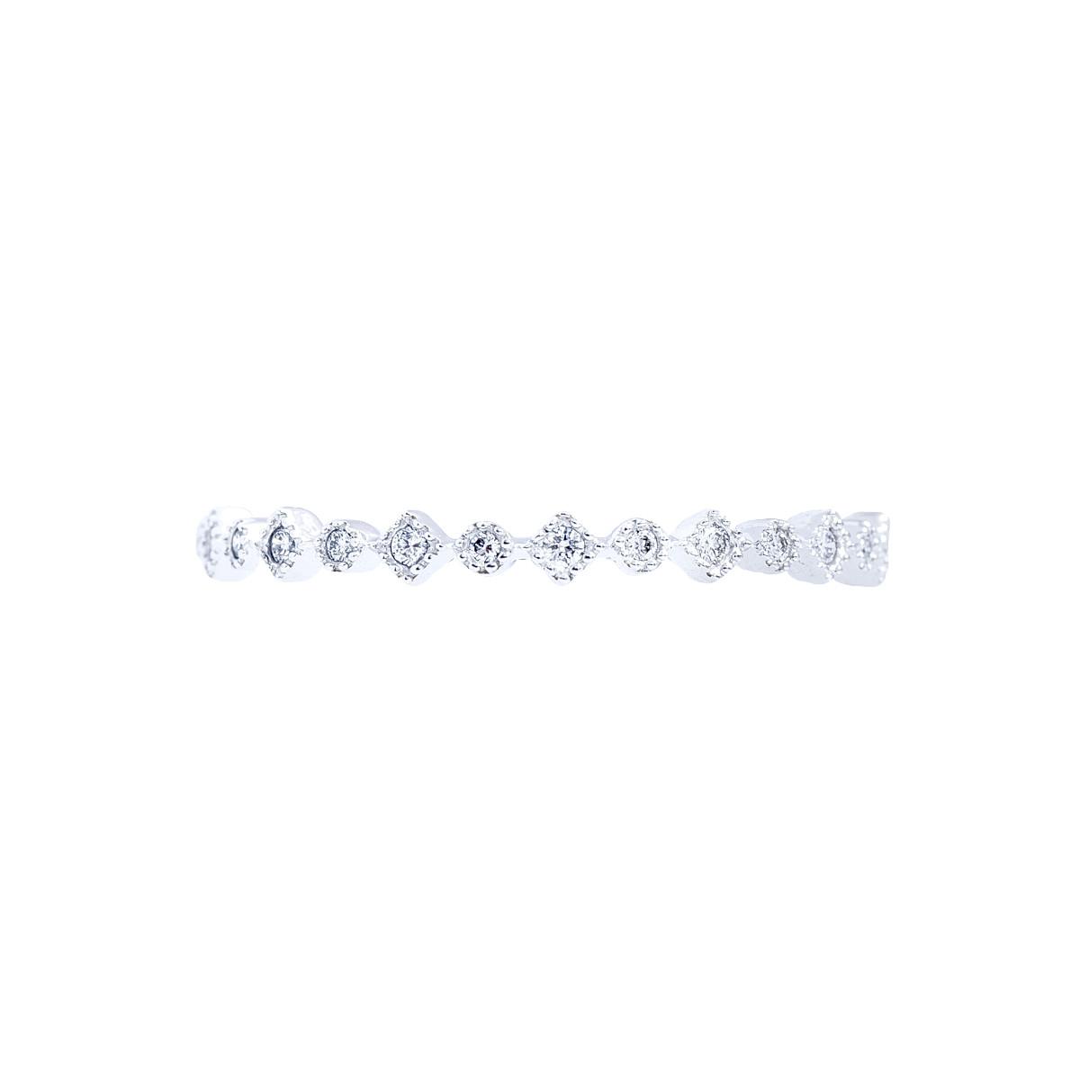 New Mémoire® 0.07 CTW Diamond Stackable Band