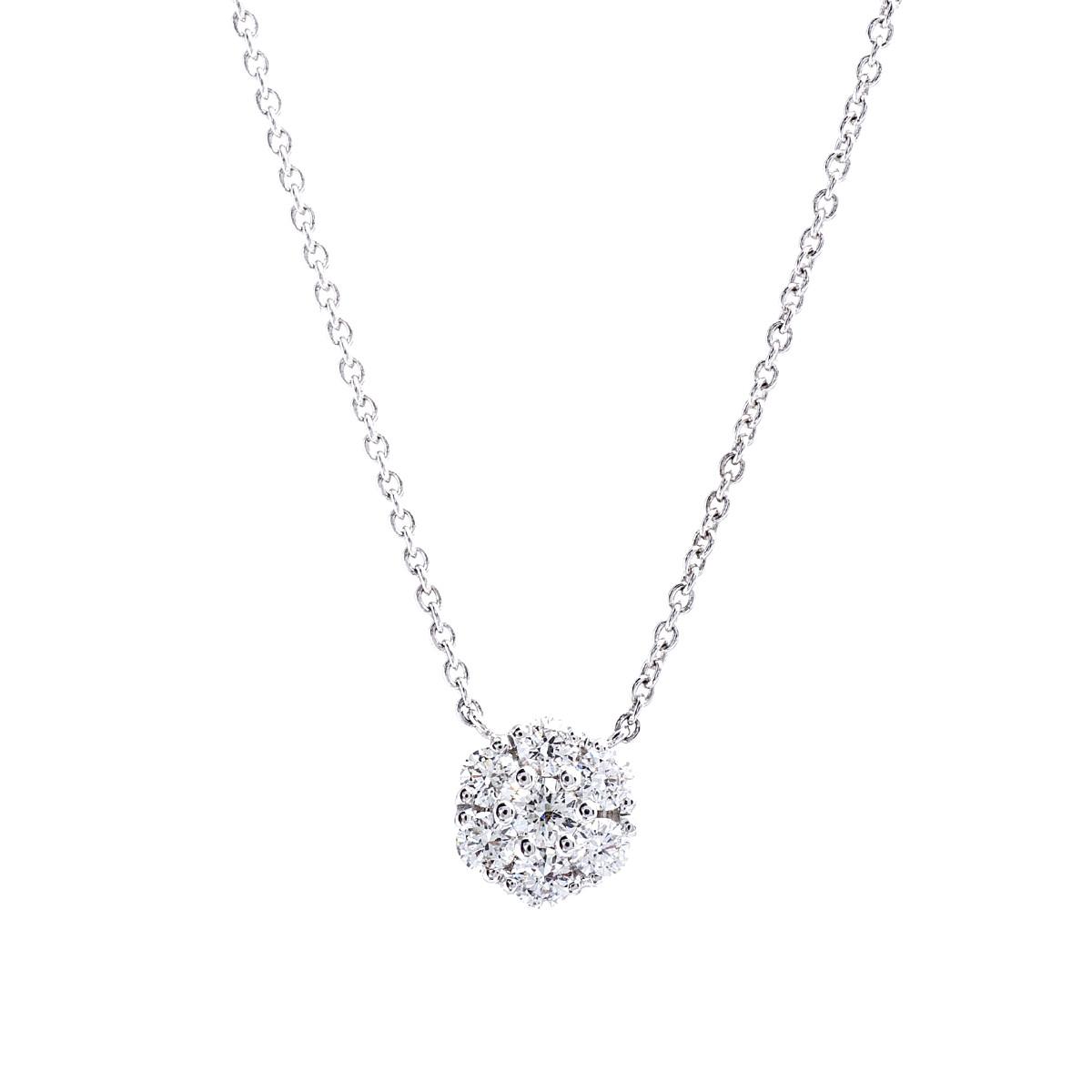 New Mémoire® 0.24 CTW Diamond Necklace