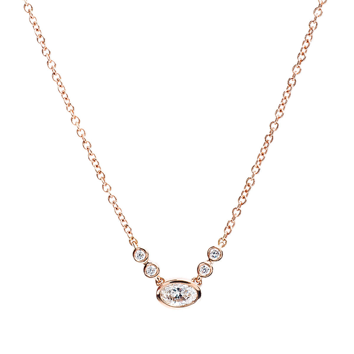 New Mémoire® 0.30 CTW Diamond Necklace