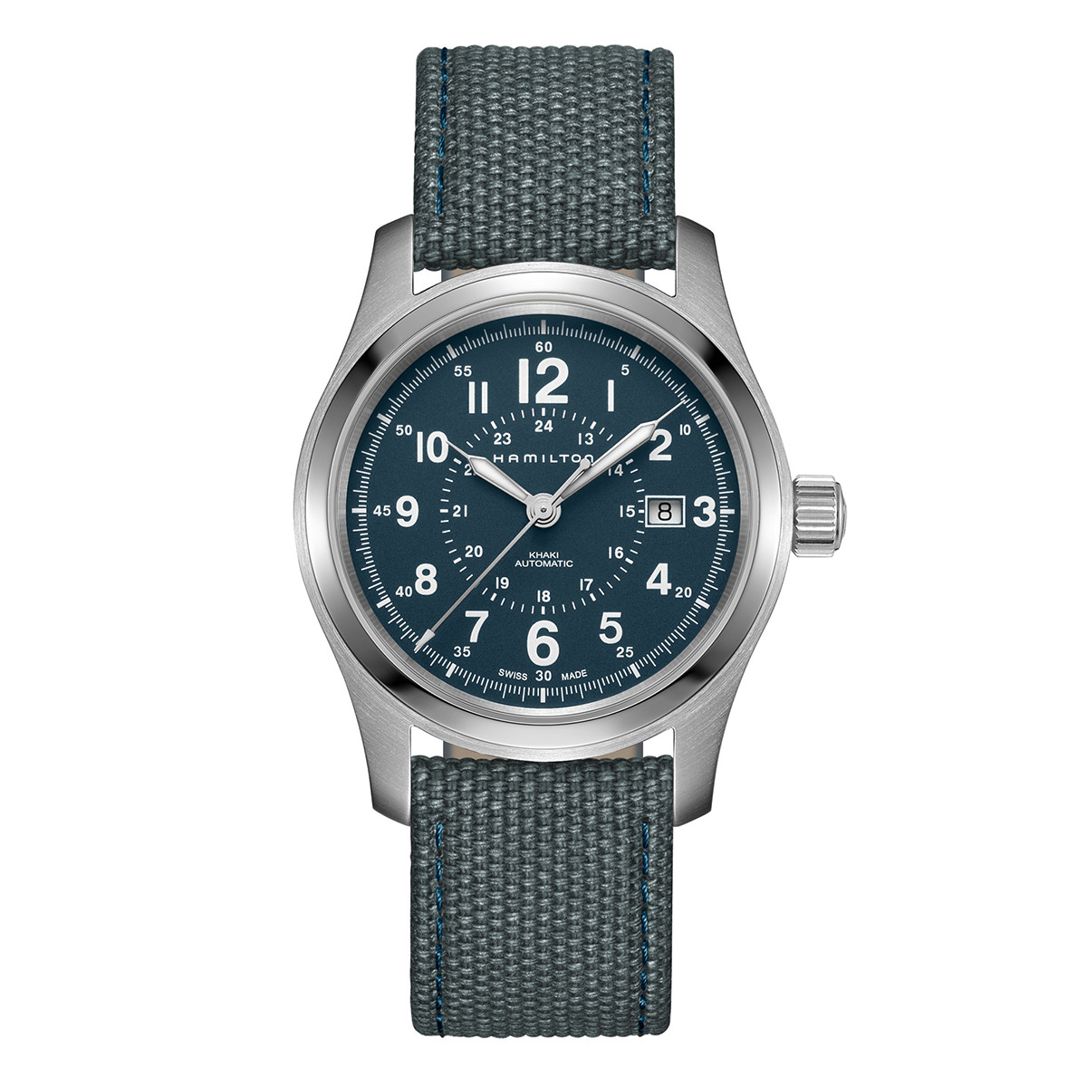 New Men's Hamilton Khaki Field
