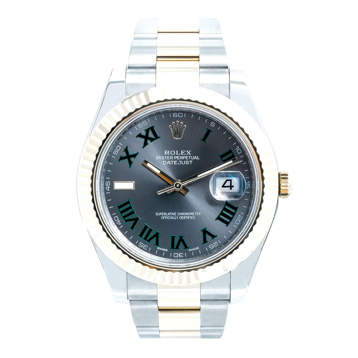Like-New Men's Rolex Datejust II