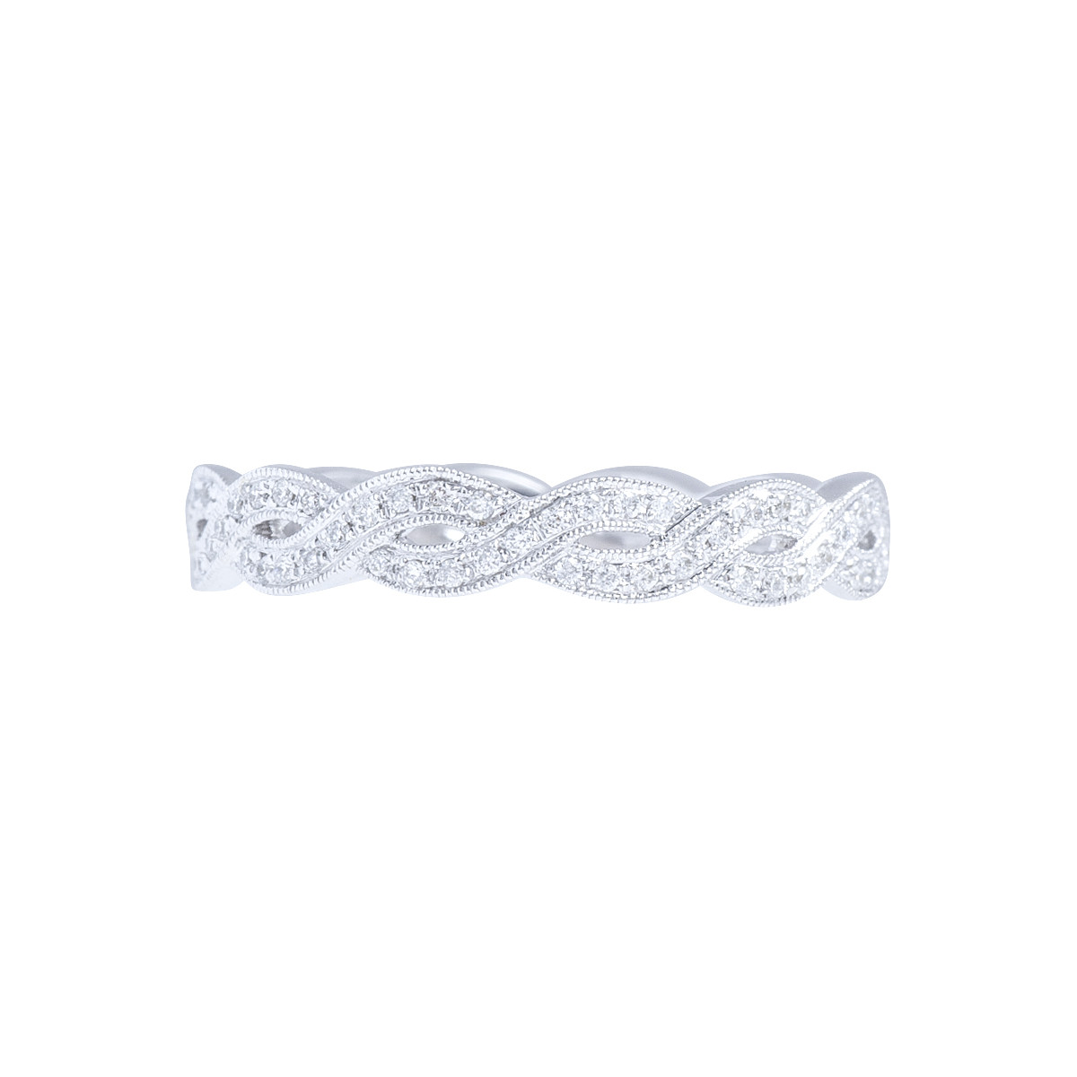 New Beverley K 0.22 CTW Diamond Eternity Band