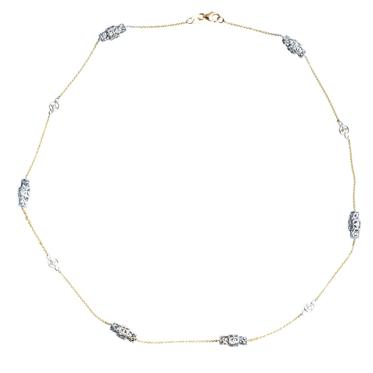 New Beverley K 0.13 CTW Diamond Necklace