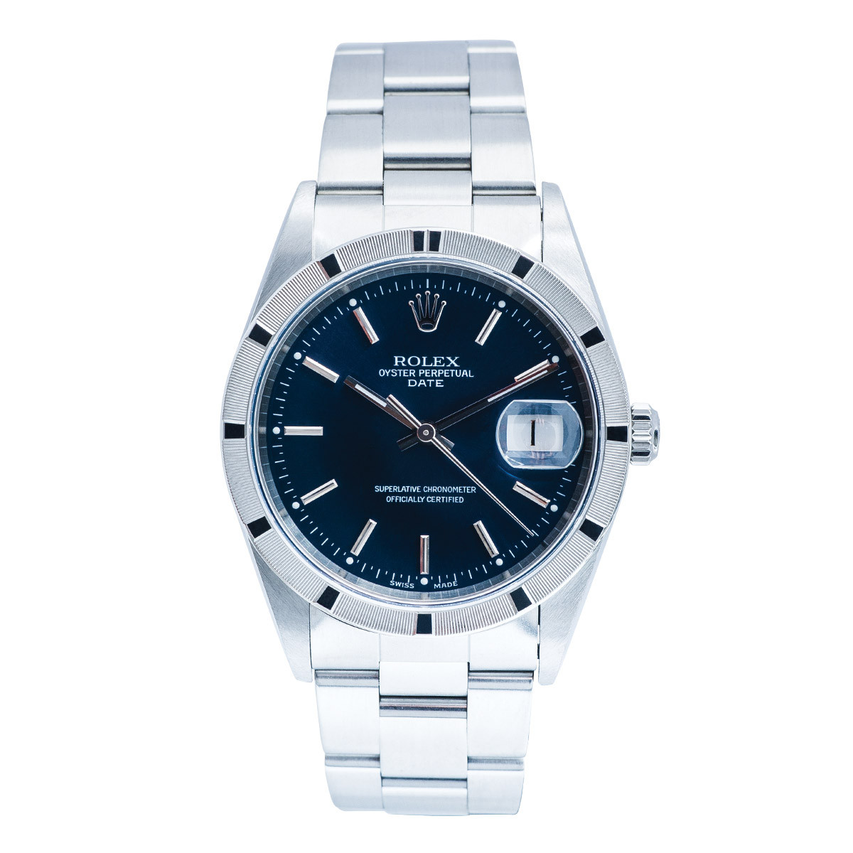 Pre-Owned Men's Rolex Oyster Date