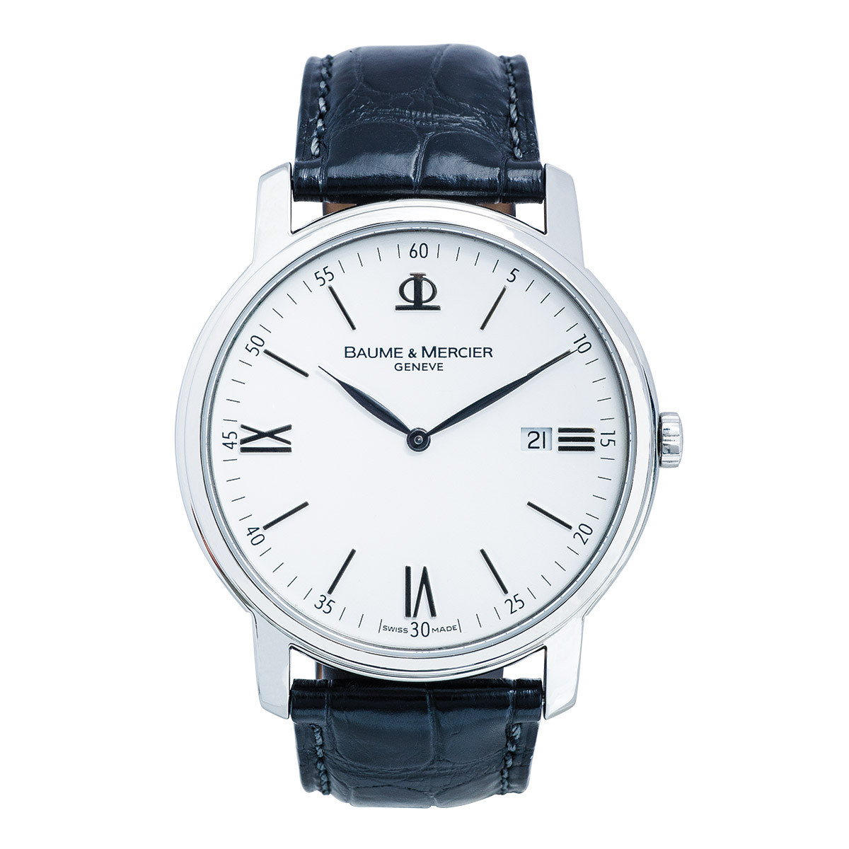 Pre-Owned Man's Baume & Mercier Classima