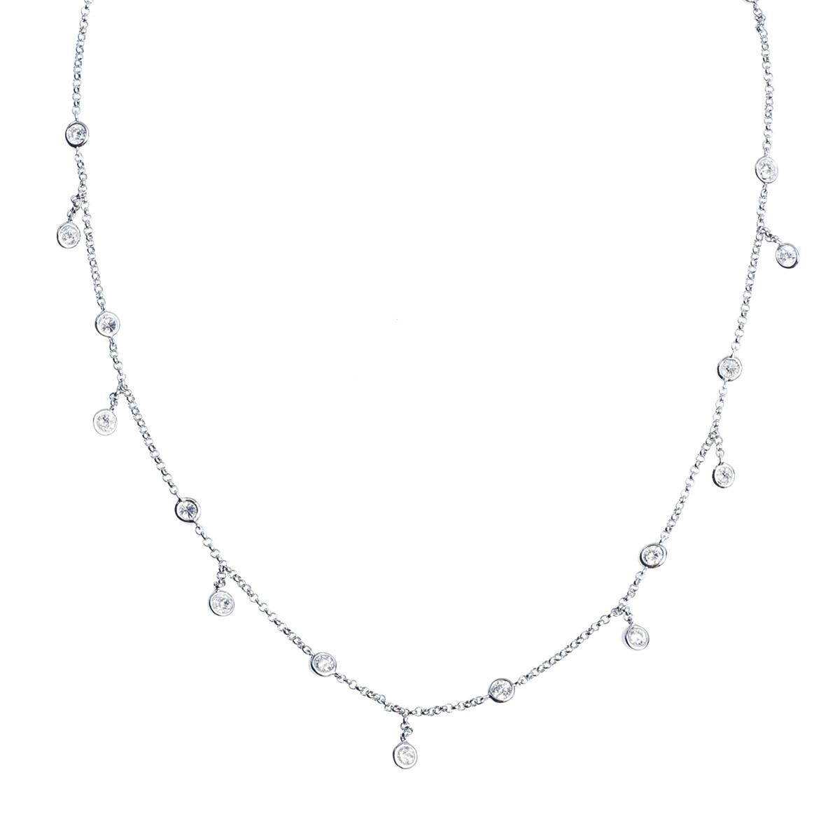 New 1.74 CTW Diamond Necklace