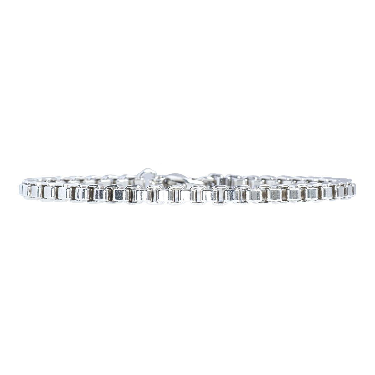 Vintage Tiffany & Co. Venetian Link Bracelet