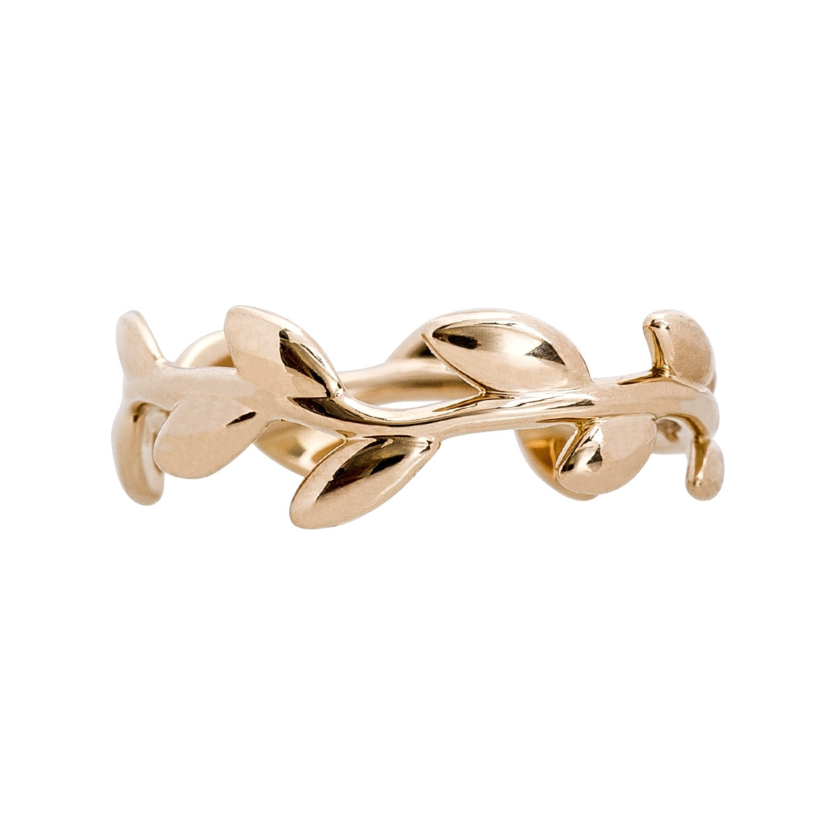 f37bbe36f Vintage Tiffany & Co. Paloma Picasso Olive Leaf Ring