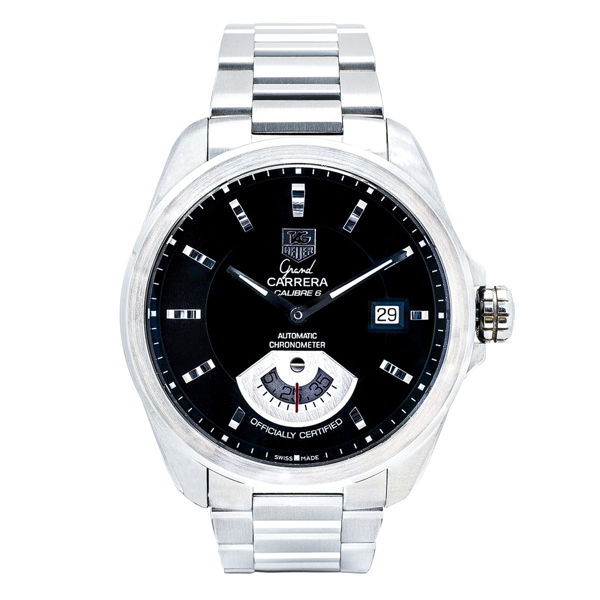 Pre-Owned Man's Tag Heuer Grand Carrera