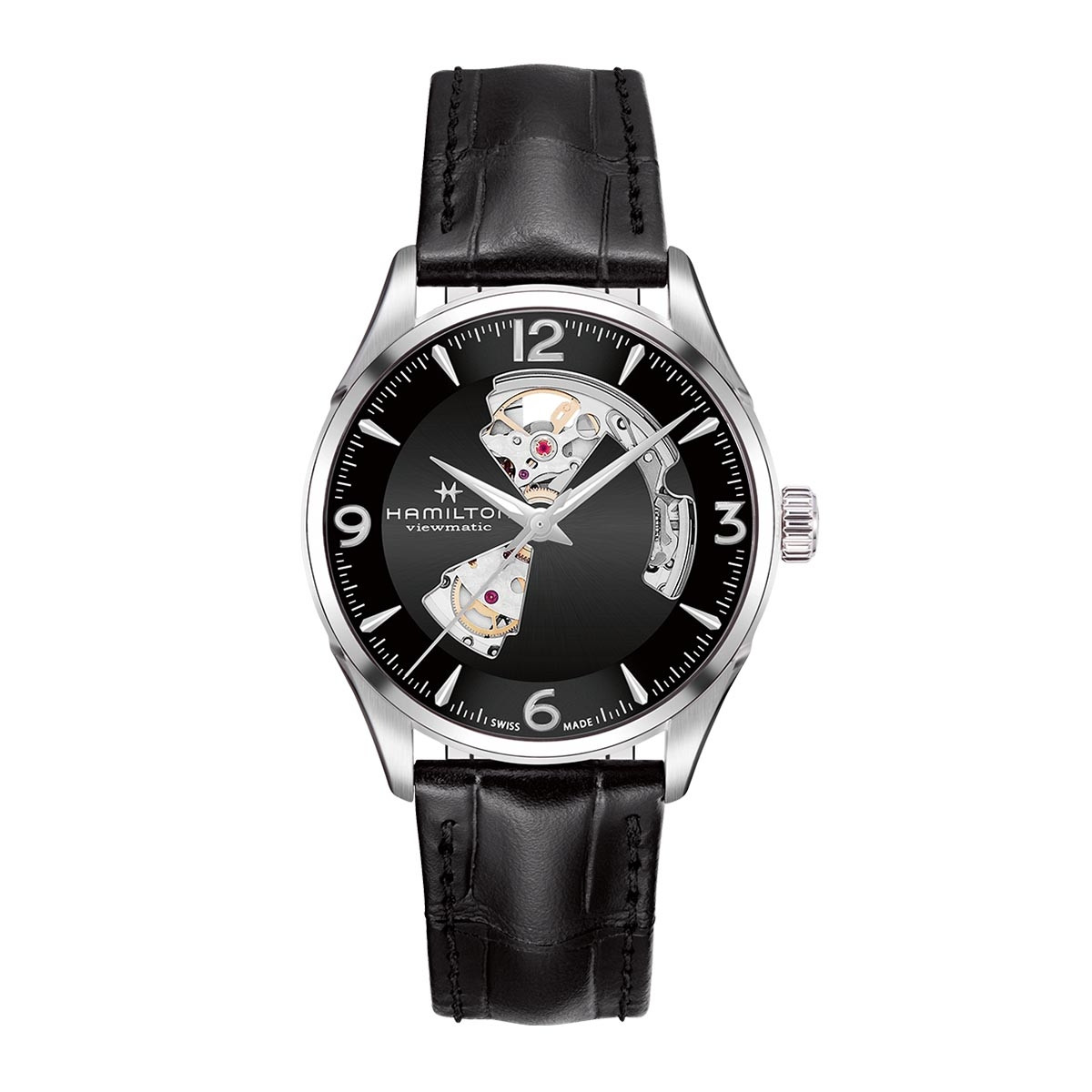 New Man's Hamilton Jazzmaster Open Heart