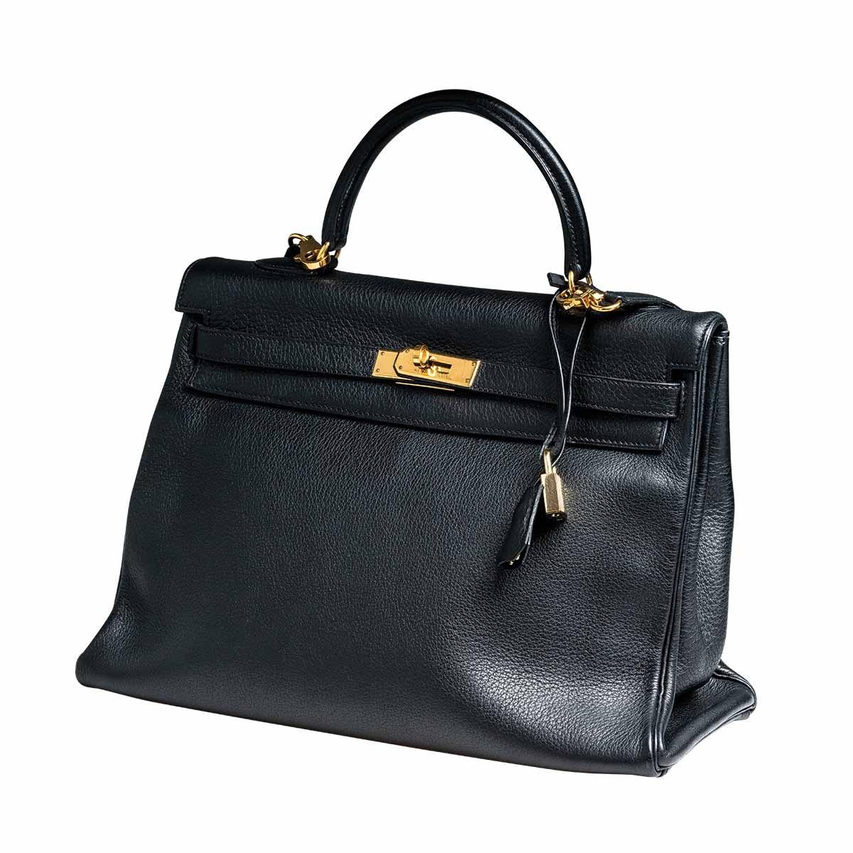Vintage Hermès Kelly Retourne Handbag