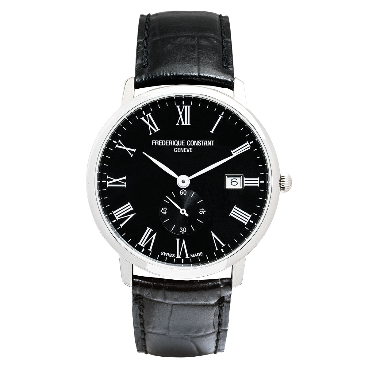 Pre-Owned Man's 39mm Frederique Constant Slimline