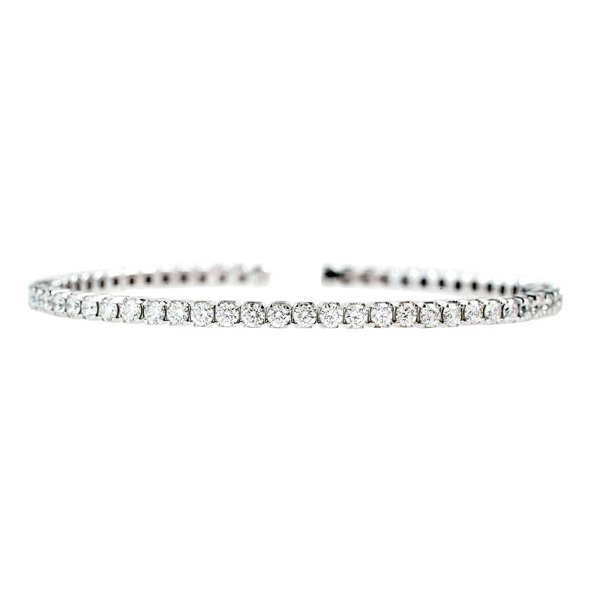 New Mémoire 1.50 CTW Diamond Cuff Bracelet