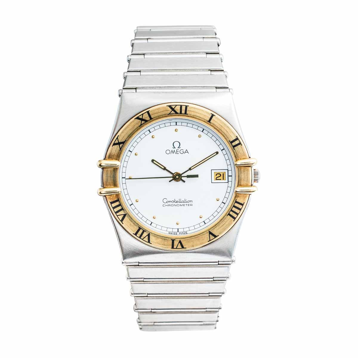 Pre-Owned Woman's Omega Constellation