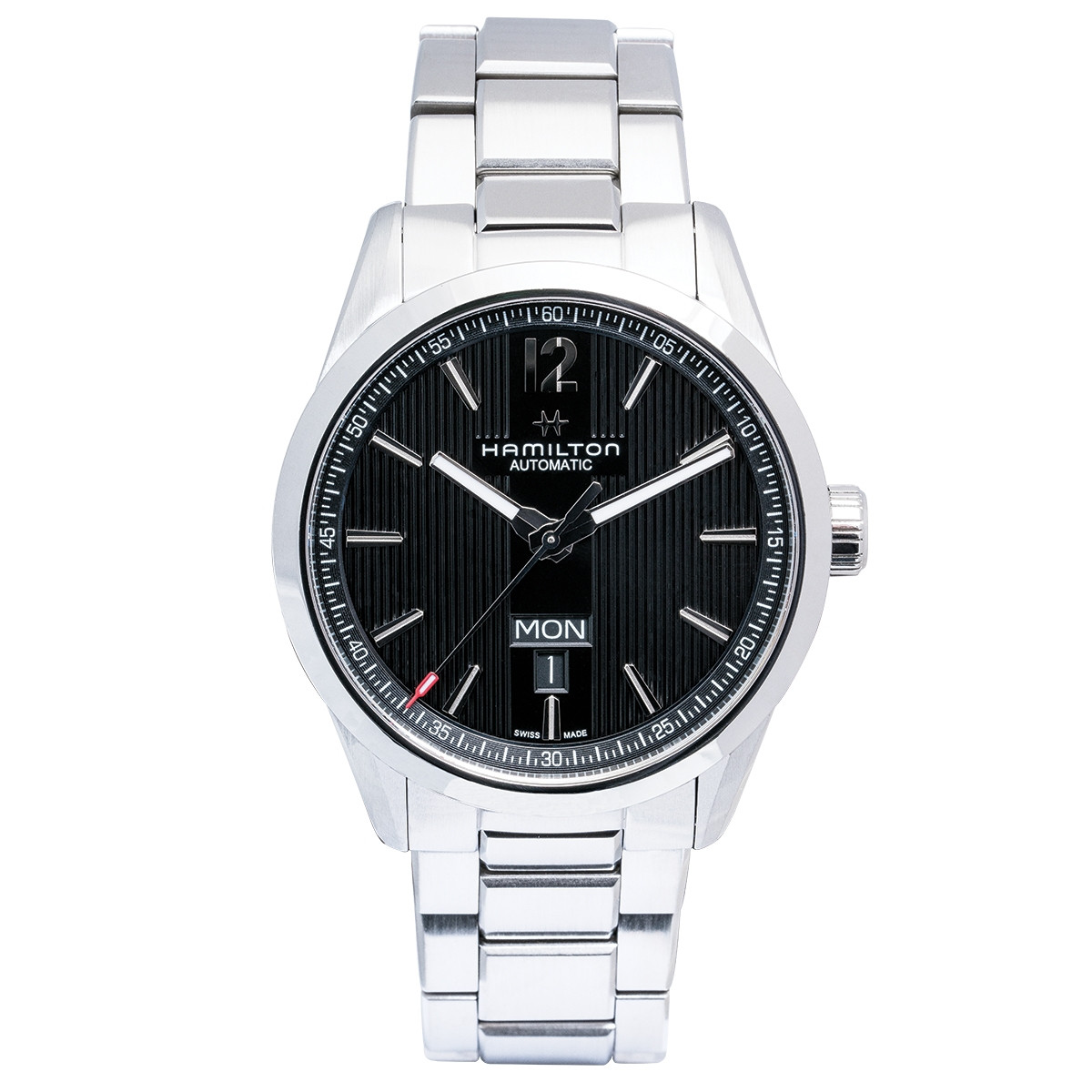Pre-Owned 42mm Hamilton Broadway Day Date