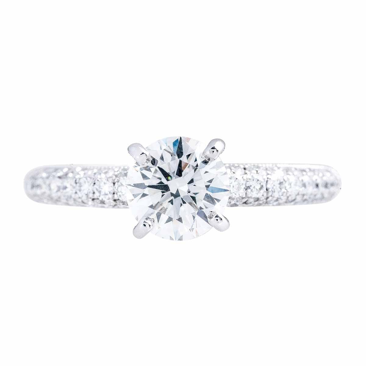 New Venetti 1.56 CTW Diamond Engagement Ring