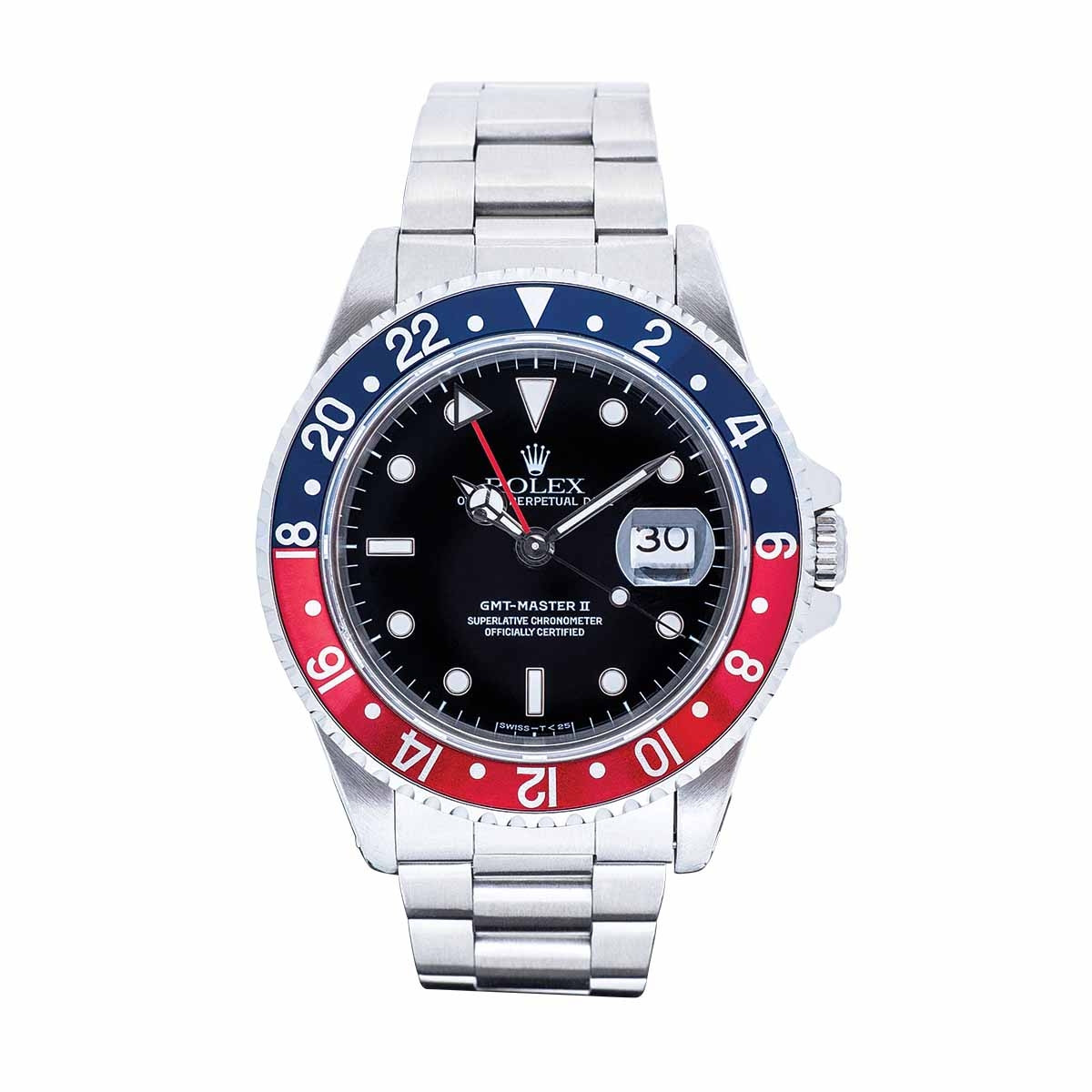 Pre-Owned Man's Rolex GMT Master II