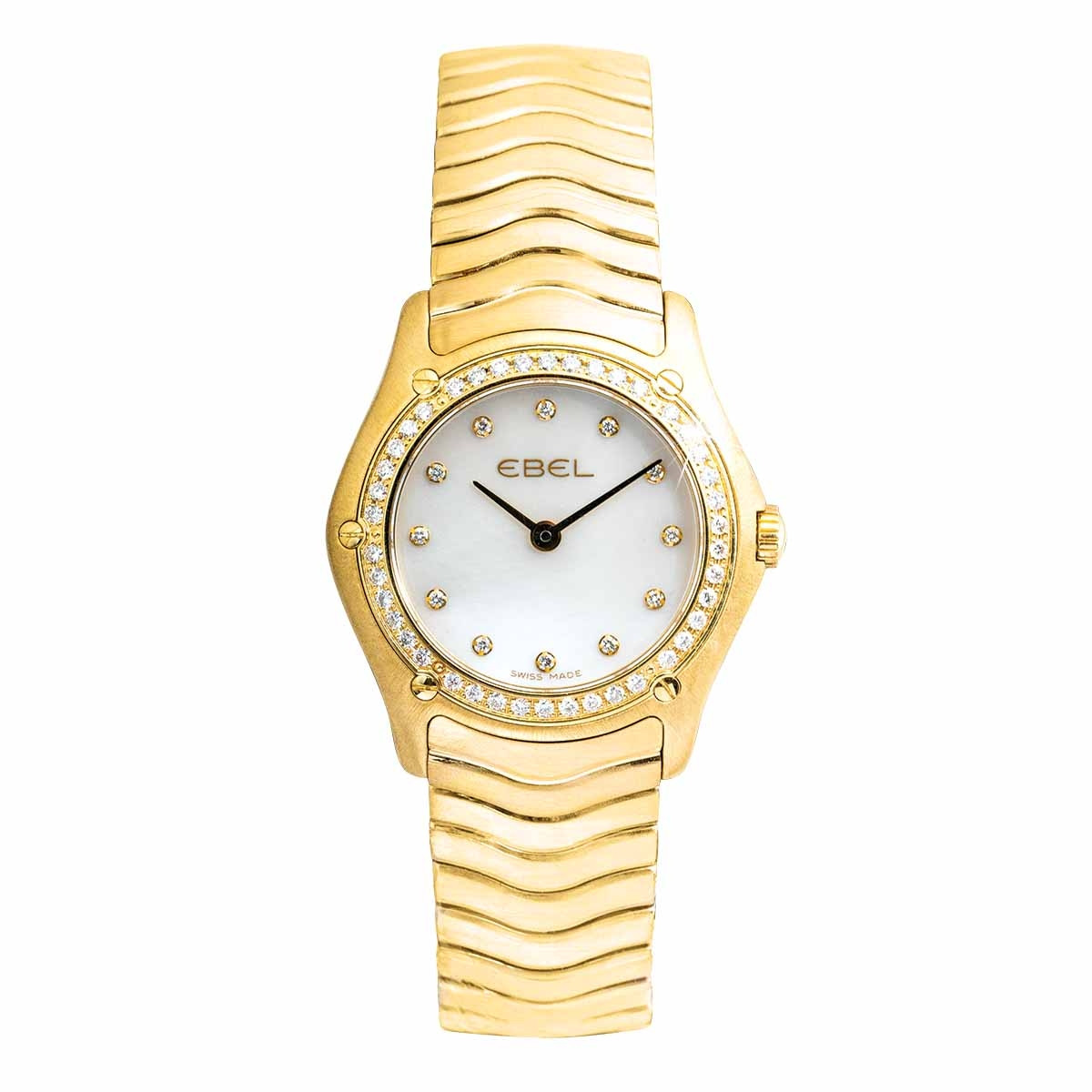 Pre-Owned Woman's Ebel Classic Wave