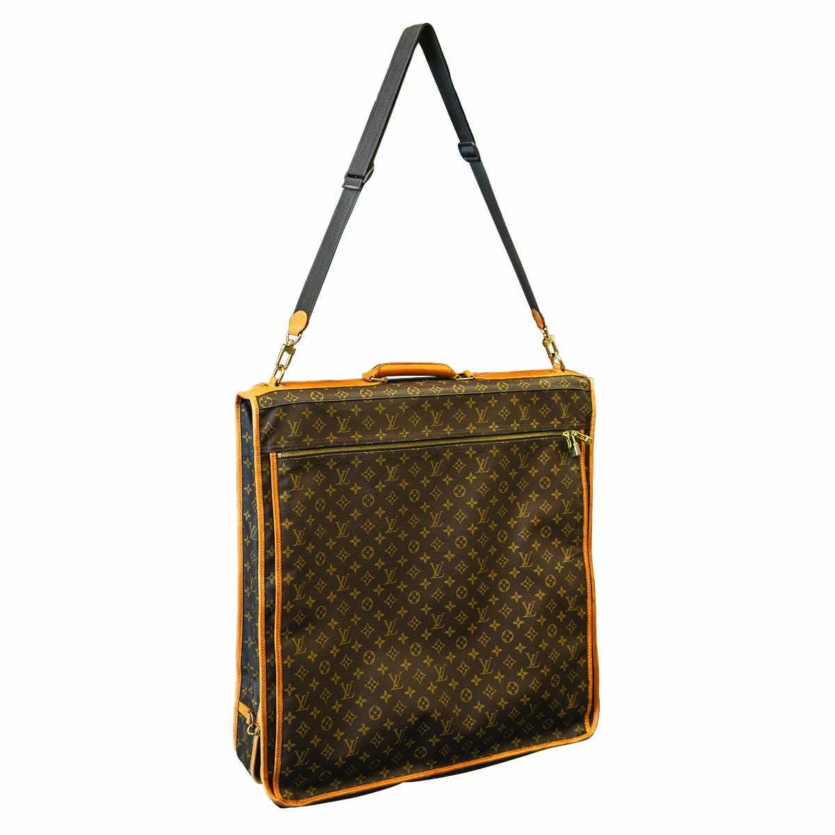 Vintage Louis Vuitton Monogram Five Hanger Garment Bag