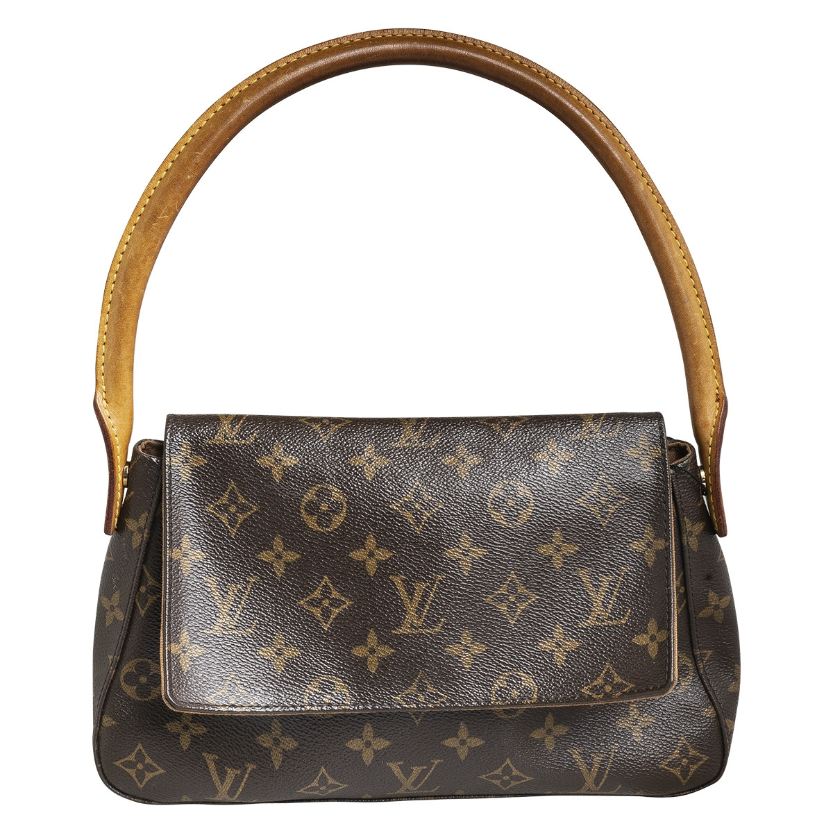 Vintage Louis Vuitton Monogram Mini Loop Shoulder Bag