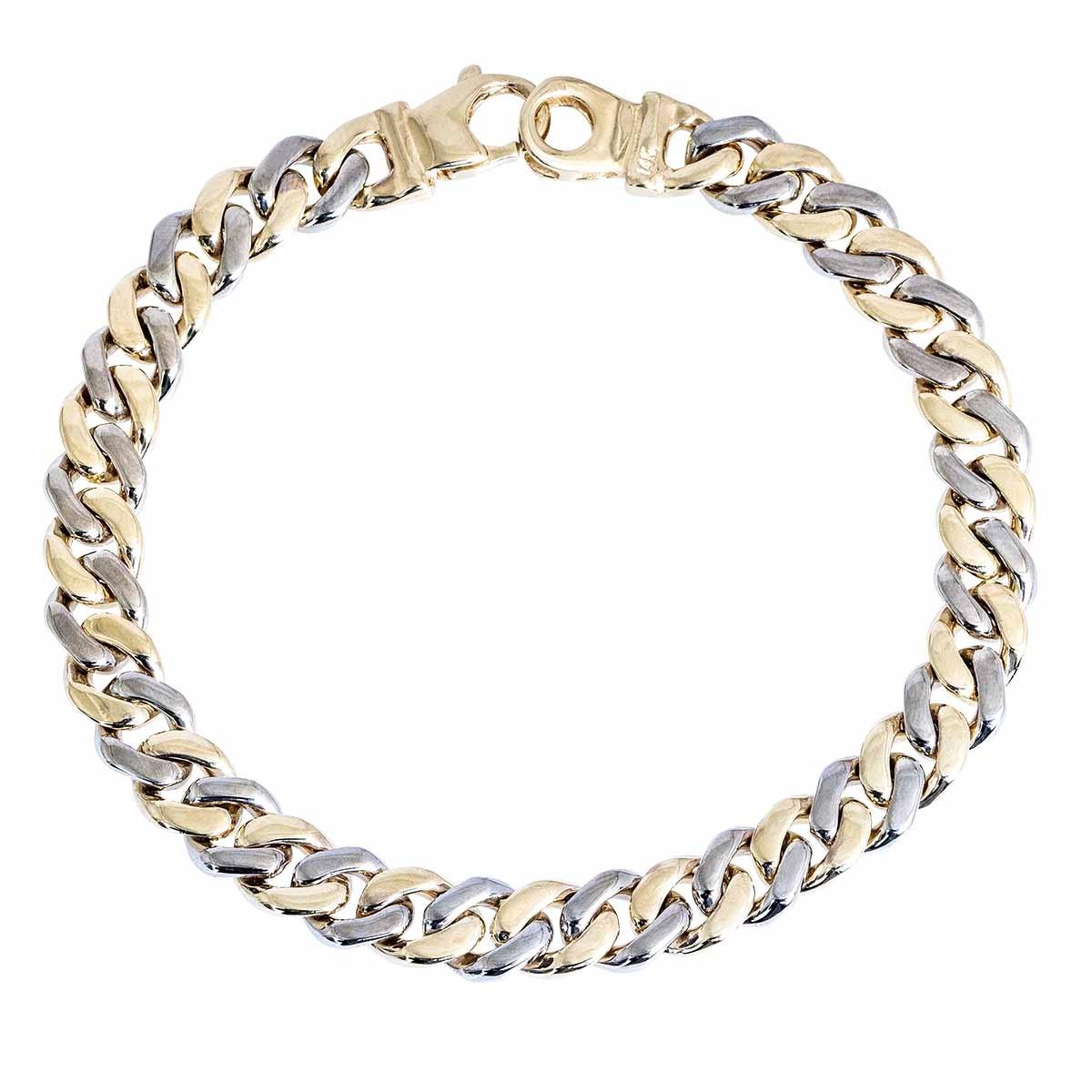 Vintage Curb Bracelet