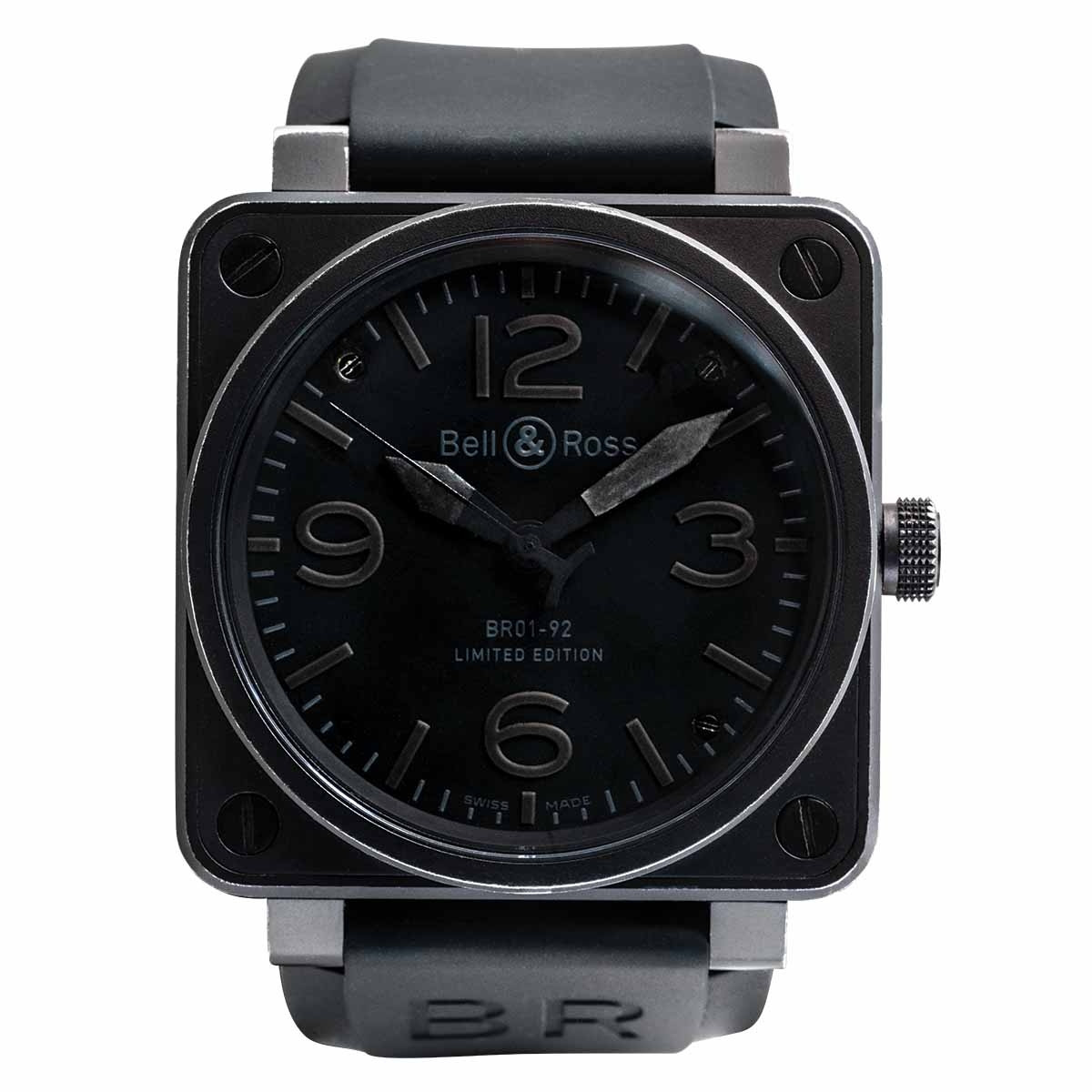 Pre-Owned Man's Bell & Ross BR01-92 Limited Edition Phantom