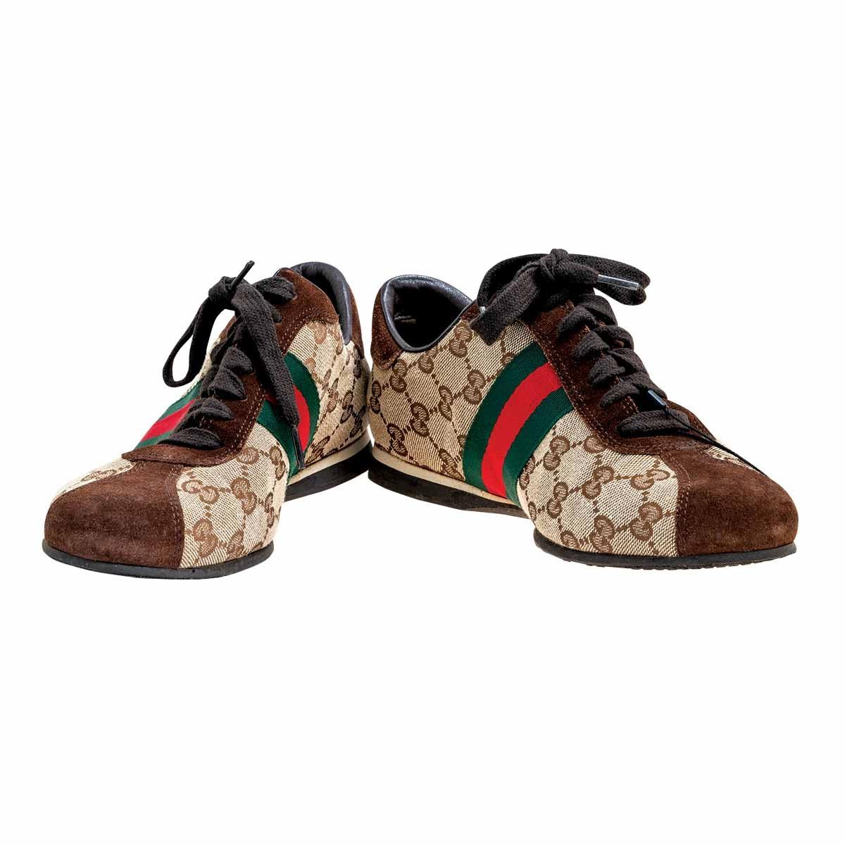 Vintage Gucci Guccissima Sneakers