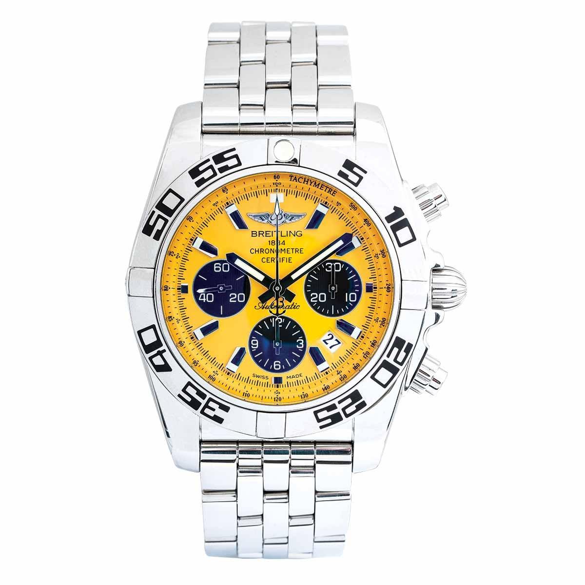 Pre-Owned Man's Breitling Chronomat
