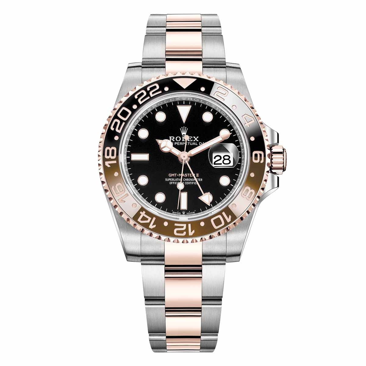 Pre-Owned Unworn Man's Rolex GMT Master II