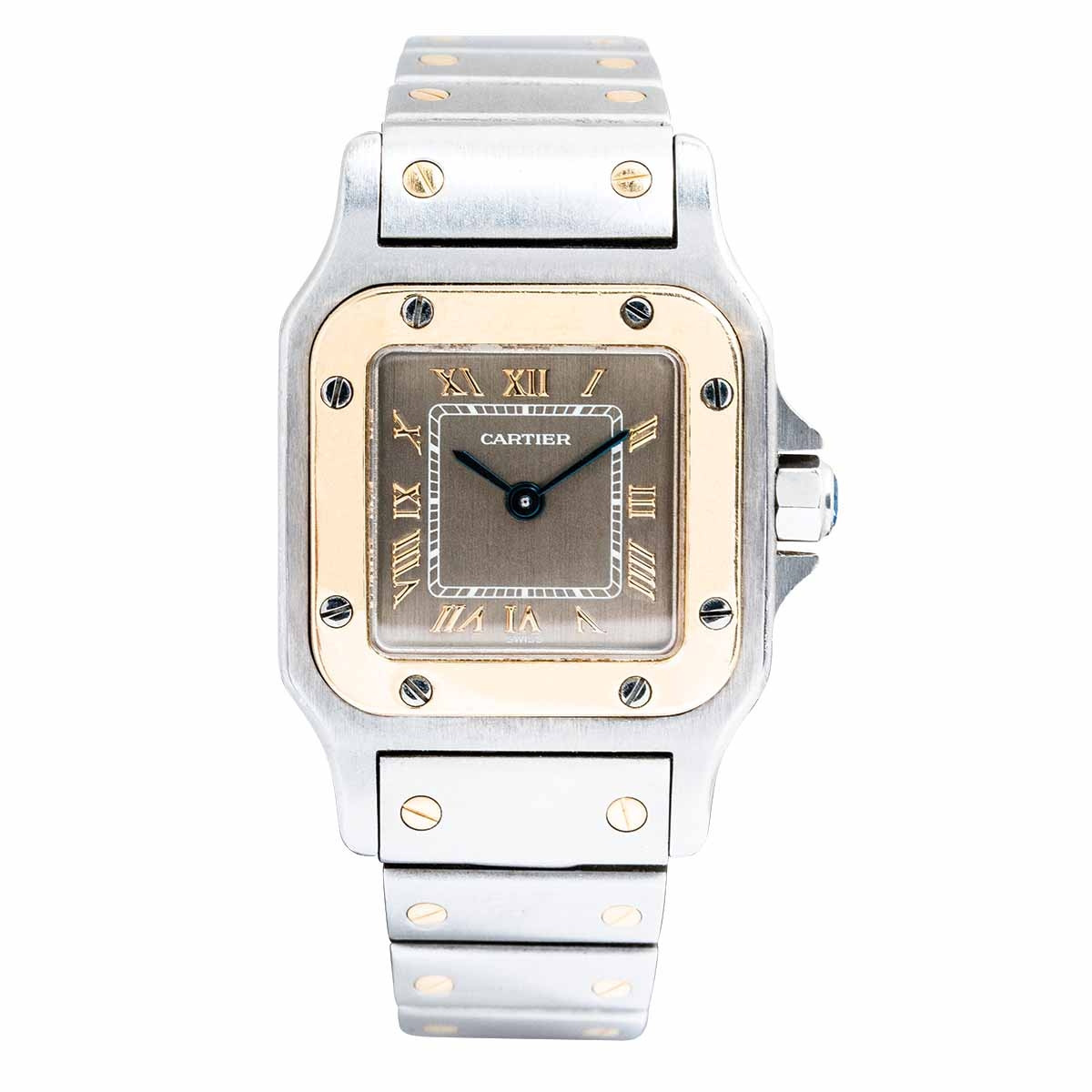 Pre-Owned Woman's Cartier Santos Galibee