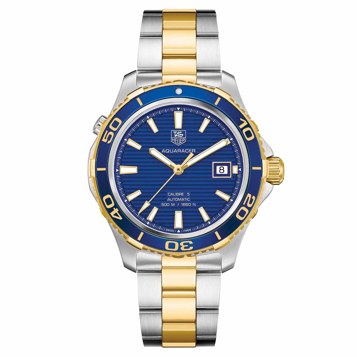 Pre-Owned Man's Tag Heuer Aquaracer