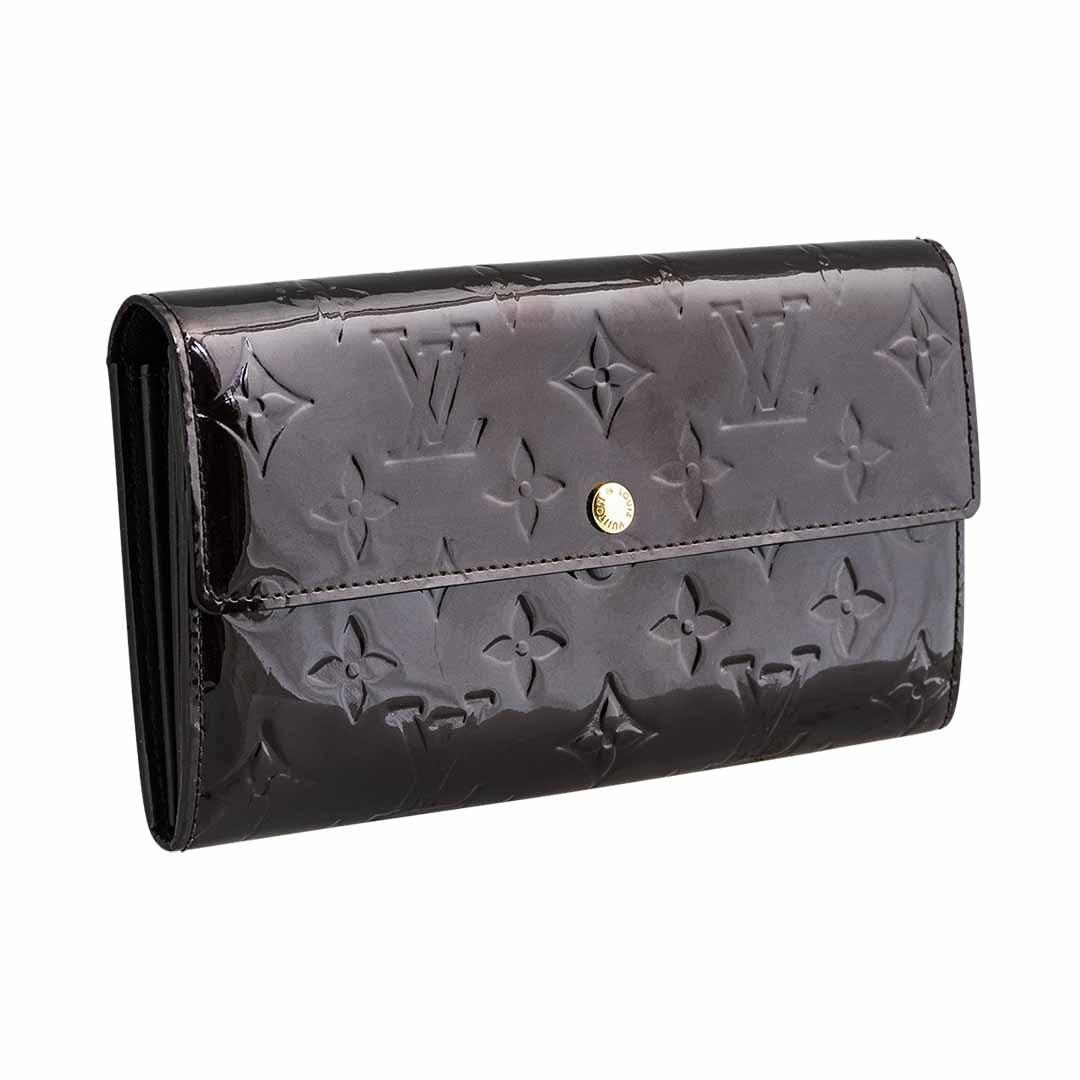 Vintage Louis Vuitton International Vernis Wallet