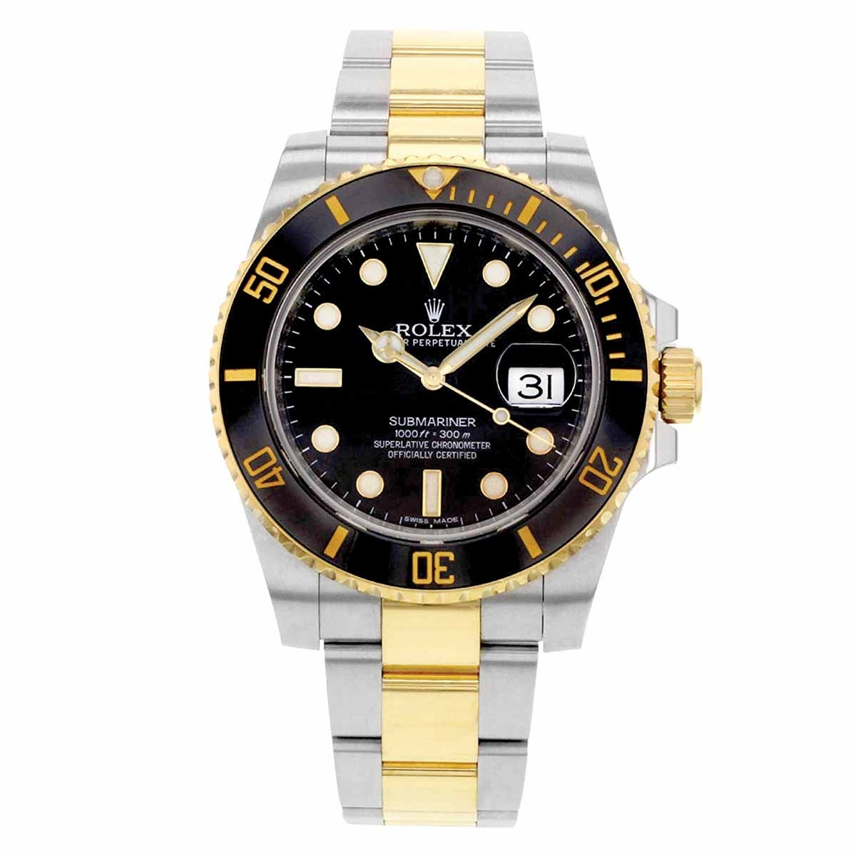 Pre-Owned Man's Rolex Submariner