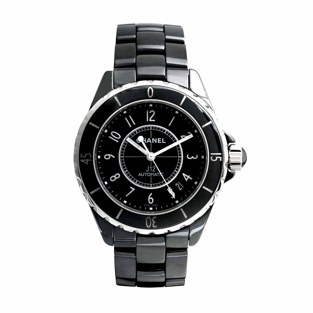 Pre-Owned Man's Chanel J-12