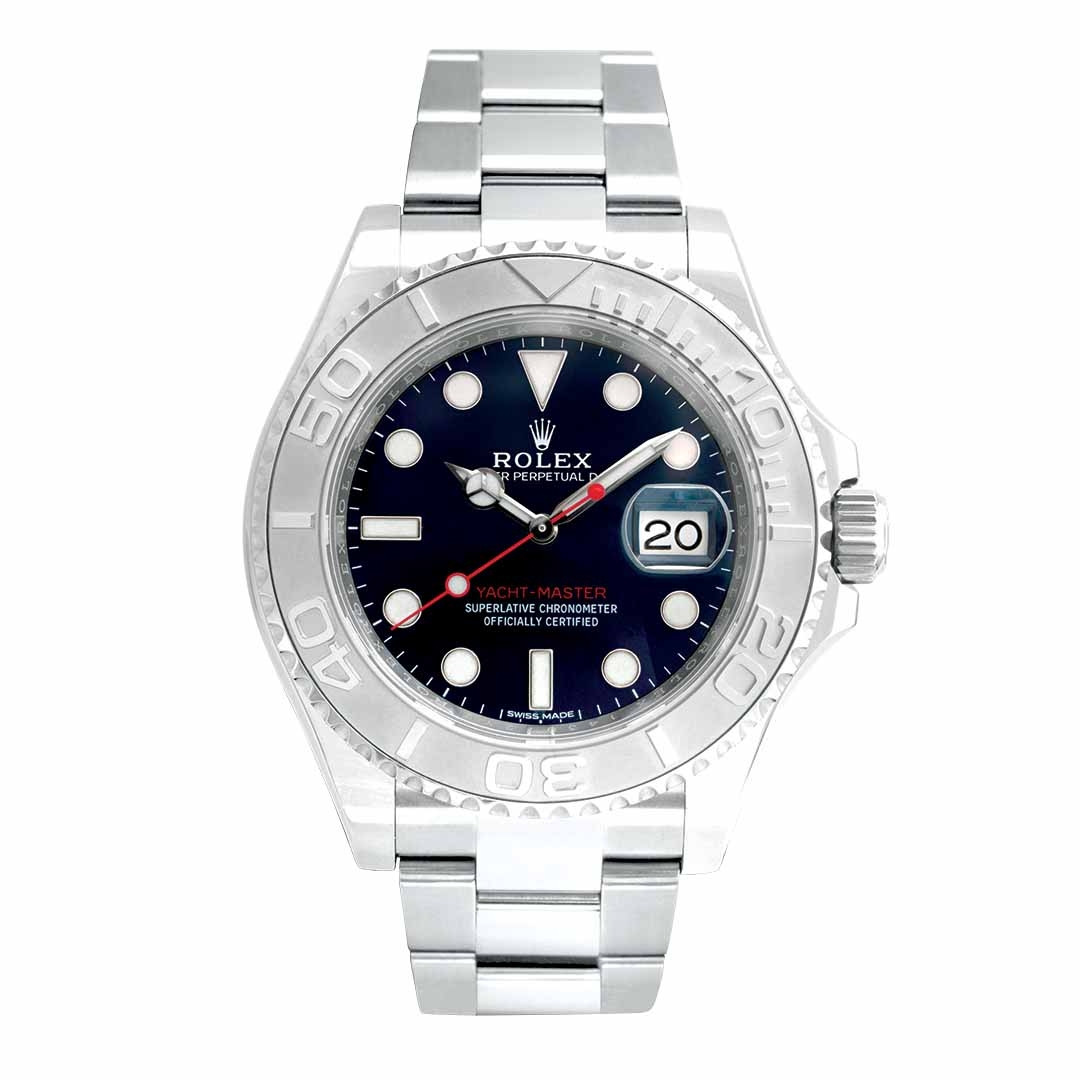 Pre-Owned Man's Rolex Yacht-Master
