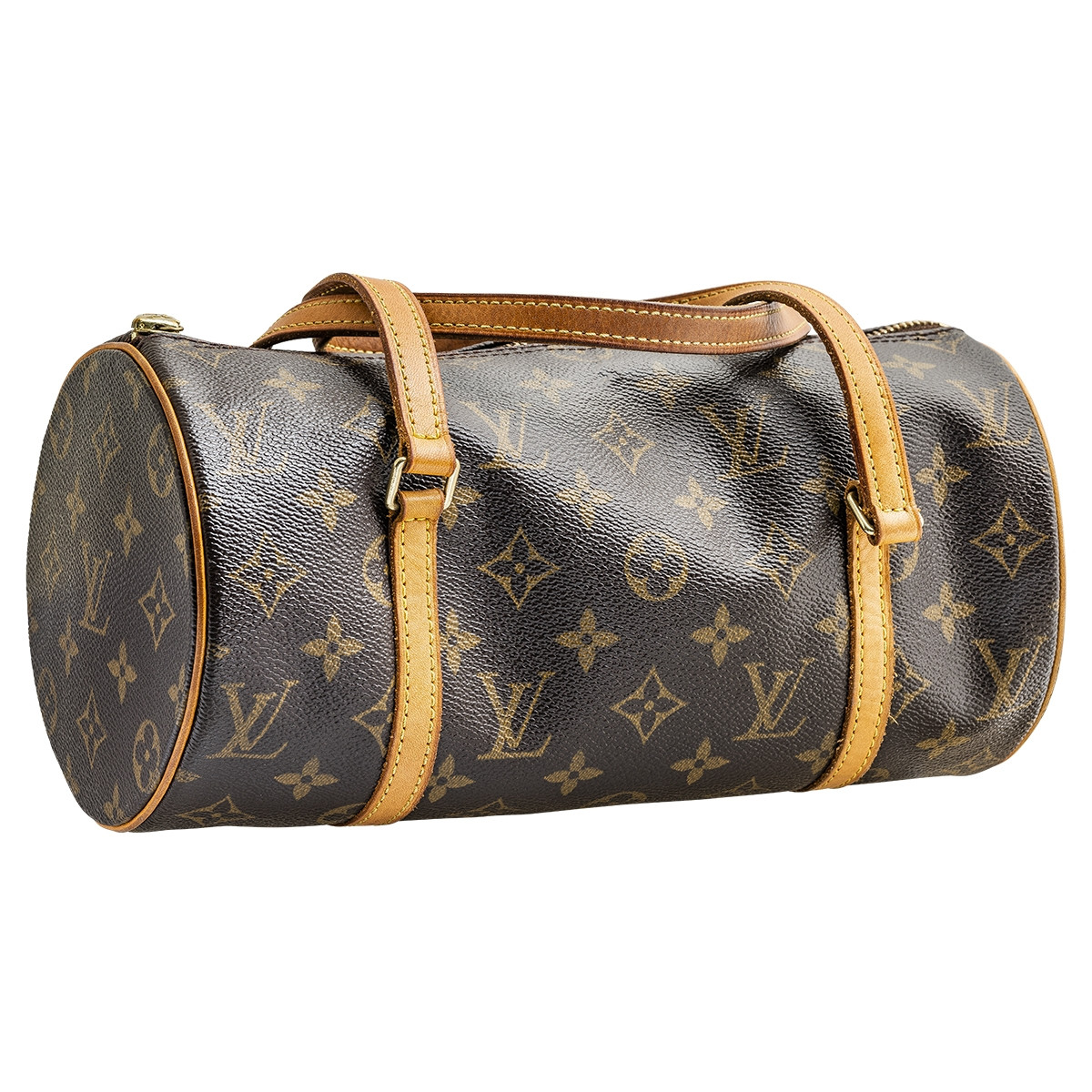 Vintage Louis Vuitton Monogram Papillon Shoulder Bag