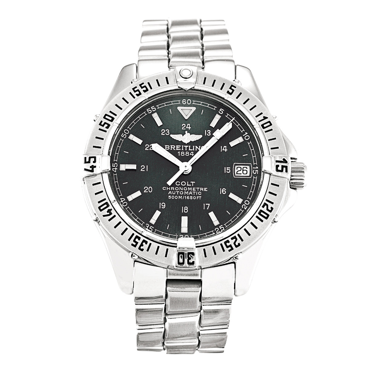 Pre-Owned Man's Breitling Colt