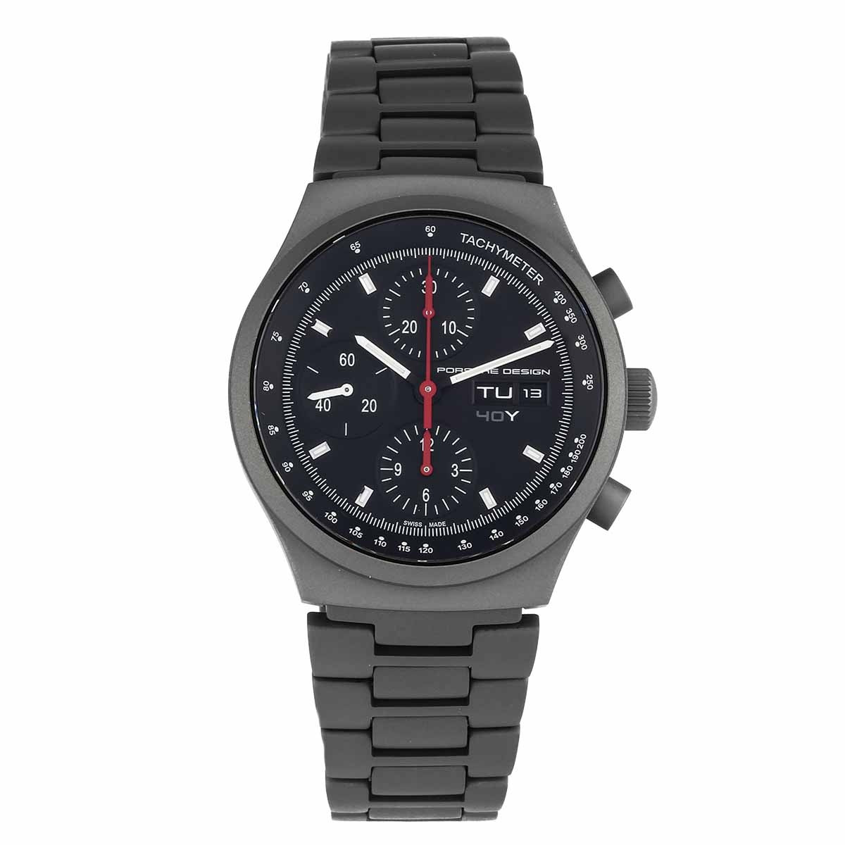 Pre-Owned Man's Porsche Design Limited Edition 40th Anniversary