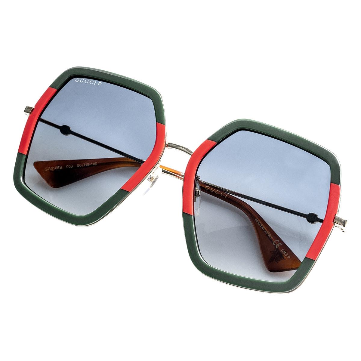Vintage Gucci Wire Frame Sunglasses